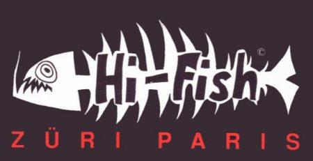 Hi-Fish Logo
