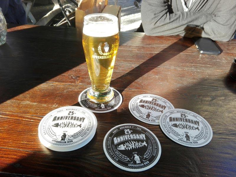 Anniversary Bier