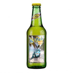 Hi-Fish Bierflasche